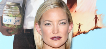 Kate Hudson: 'I do want to make comedies that aren't dumbed down'