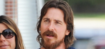 Christian Bale is in talks to play a 'salvage consultant' in the 1960s: eh?