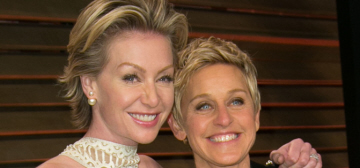 In Touch: Does Portia de Rossi think Ellen DeGeneres cheated on her?