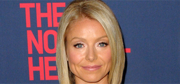 Kelly Ripa raves about Botox again: 'It's cut my getting ready time in half'