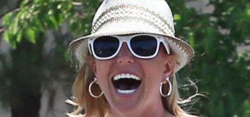 Britney Spears wants 'normal guy' Dave Lucado to get her pregnant: bad idea?