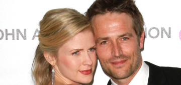 """""""Michael Vartan & his real estate agent wife have split after 3 years"""" links"""