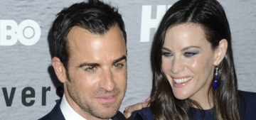 Liv Tyler finds Justin Theroux's giant bulge 'distracting', wants to kill Orly Bloom