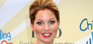 Candace Cameron defends her 5-day cleanse after being told to 'eat a steak'