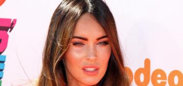 """Megan Fox wore Dolce & Gabbana at the Kids Choice Sports Awards"" links"