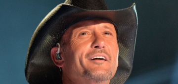 Tim McGraw talks about slapping a female fan: 'It was pure instinctive reaction'