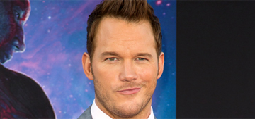 Chris Pratt & the hot guys of 'Guardians of the Galaxy' who'd you rather?