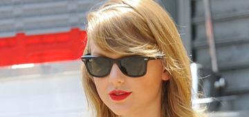 Taylor Swift's overzealous bodyguards cause disturbances in Rhode Island