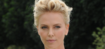 Charlize Theron rolled her eyes & said 'Oh my God' when Tia Mowry said 'hi'