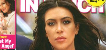 Kim Kardashian 'has turned to food for comfort' because her marriage sucks