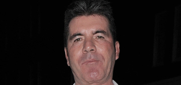 Simon Cowell reaffirms his heterosexuality after some dude claimed he was gay