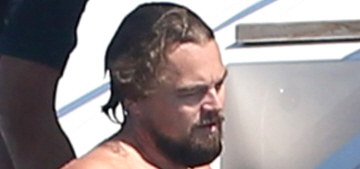 Leo DiCaprio raised $25 million for his foundation, for tigers or something