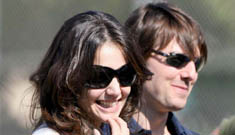 Tom Cruise Gets All His Friends To Fight Marriage PR Battle