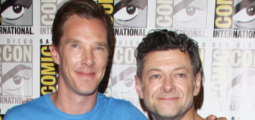 Benedict Cumberbatch, Lee Pace & Cate Blanchett class up Comic-Con: lovely?