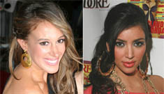 Haylie Duff and Kim Kardashian MySpace Fight