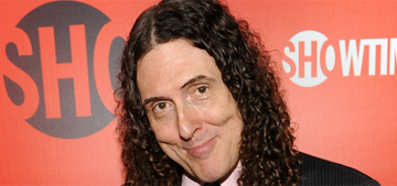 'Weird Al' Yankovic has 'never' done illegal drugs & is 'mostly' a vegan