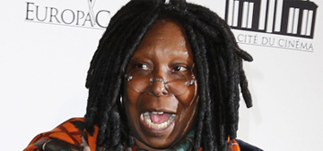 Whoopi Goldberg: Women need to stop provoking men into domestic violence
