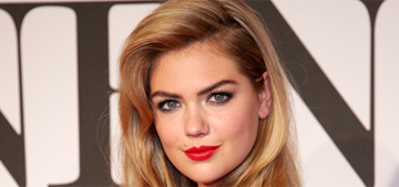 Kate Upton: 'It was kind of inconvenient to be pretty, growing up'