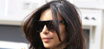 Did Kim Kardashian take 1200 selfies during her family's Thailand vacation?