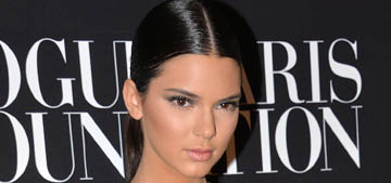 Kendall Jenner posts video of herself jamming out while driving: reckless?