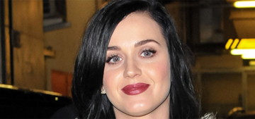 Katy Perry on cultural appropriation: 'Can't you appreciate a culture?'