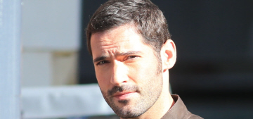 Tom Ellis, new star of 'Rush', looks handsome in Vancouver: would you hit it?