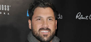 Maksim Chmerkovskiy was shunned by Kirstie Alley for talking to Leah Remini