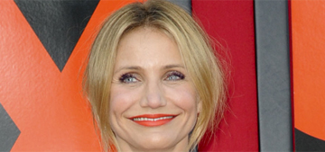 People: Cameron Diaz & Benji Madden are talking about marriage already