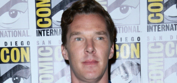 Benedict Cumberbatch's 'Hamlet' tickets went on sale today, already sold out?