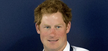 Star: Prince Harry is 'romantic & considerate' on dates, he's a great kisser