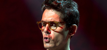 Is John Mayer penning a Broadway musical about his famous conquests?