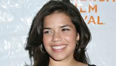 America Ferrera at the Tribeca film festival