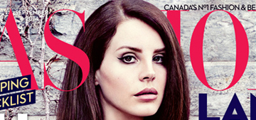 Lana Del Rey: 'Heavy criticism leaves no route other than to be entirely yourself'