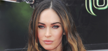 Megan Fox tells off 'TMNT' haters: 'If they don't love it, they can f— off'