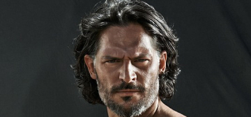 Joe Manganiello on his real muscles: 'I'm like a unicorn in the world of actors'