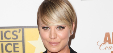 Kaley Cuoco, Jim Parsons & Galecki to make $90 million each over 3 years