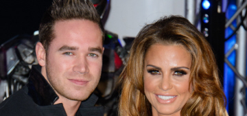 Katie Price & her cheating, sex-addict husband welcome a baby girl 2 weeks early