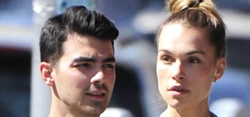 Joe Jonas & Blanda Eggenschwiler have broken up after 20 months of dating