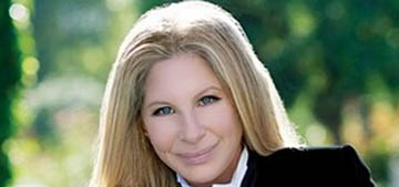 Barbra Streisand joined Instagram and her first photo is a sight to behold