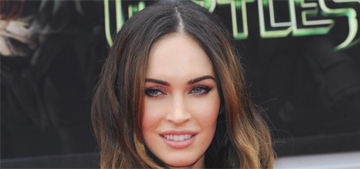 Megan Fox 'wasn't complaining' about the girl power missing from 'TMNT'