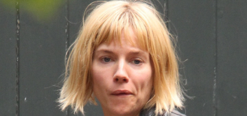 Sienna Miller versus January Jones: who has the worst bangs trauma these days?
