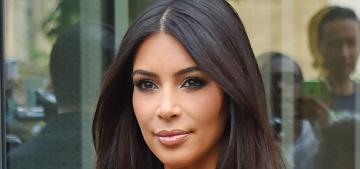 Kim Kardashian's NYC August street style: flattering, tacky or tragic?