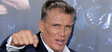 Sly, Dolph, Kellan Lutz & the 'Expendables 3′ dudes: who would you rather?
