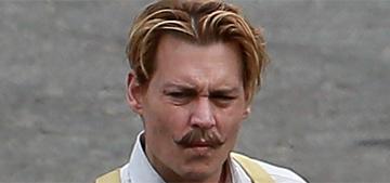 Johnny Depp & Gwyneth Paltrow's 'Mortdecai' trailer: campy or embarrassing?