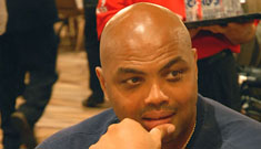 Charles Barkley is going to jail