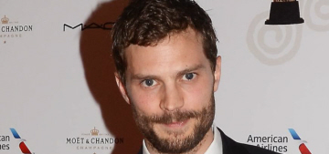 Jamie Dornan is 'going to get an Oscar for Fifty Shades,' claims screenwriter