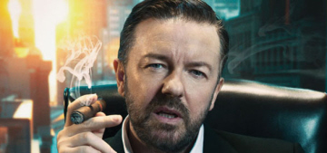 Ricky Gervais: 'I didn't really need fame… I was never impressed by fame, per se'
