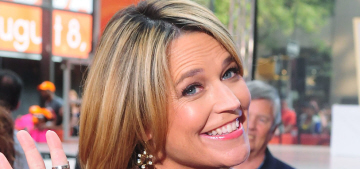 'Today' anchor Savannah Guthrie welcomes daughter Vale Guthrie Feldman