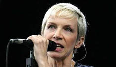 Annie Lennox's Home Gets Trashed By Daughter's Party