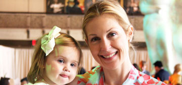 Kelly Rutherford's Justice Campaign tries to right family court's wrongs